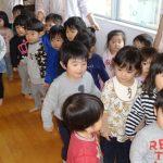 さくら組(2・3歳児)