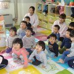 すみれ組(1・2歳児)